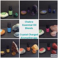 Chakra Range – Essential Oil Blends
