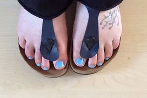 Read more about the article Flip Flop Feet – 5 Top Tips!