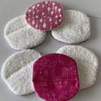 Re-Useable Cotton Pads