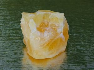 Read more about the article Yellow Calcite